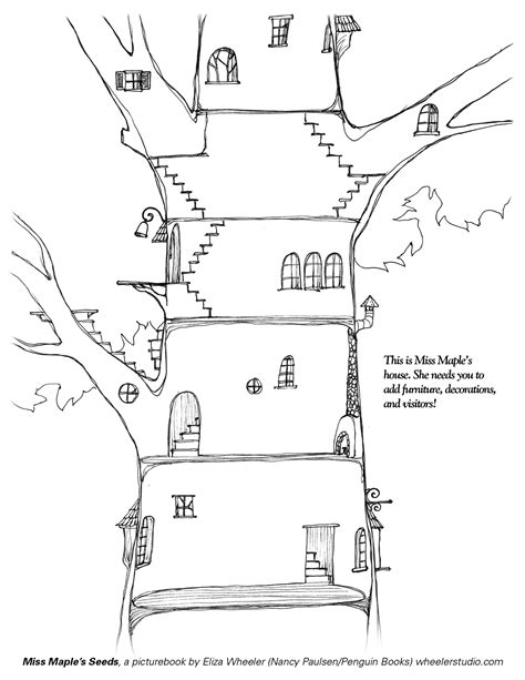 And Magic Tree House Coloring Pages Free Coloring Pages Of Tree House by And Magic Tree House Coloring Pages