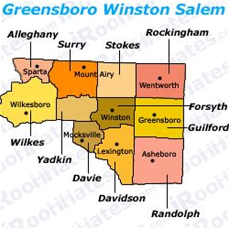 Roommates and rooms for rent in Greensboro Winston Salem