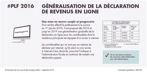 Formulaire Credit Impot Imp 244 T Sur Le Revenu 2016 D 233 Tails Des Mesures Du Projet De Loi De Finance Pour 2016