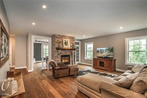 pictures of small family rooms family rooms portfolio cedar knoll builders lancaster new homes