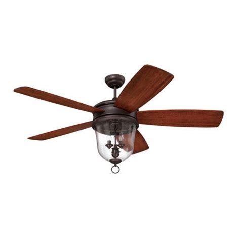 seeded glass ceiling fan outdoor craftmade bronze ceiling fan bellacor