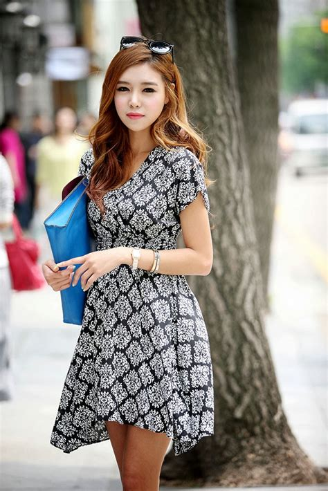 imagenes coreanas modelos te gustan las chicas con vestido entra papu im 225 genes