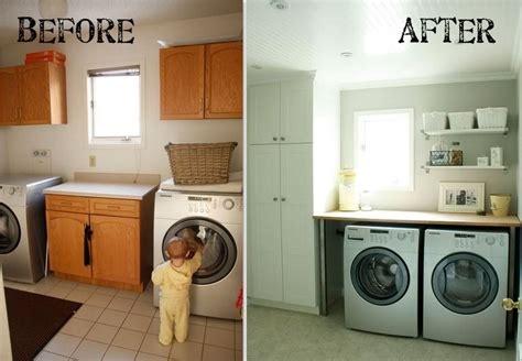 small laundry room before and 4 tips to upgrade your laundry room tip junkie