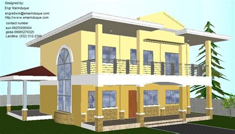 Cost To Build Home Plans residential project in dumanjug cebu structural design