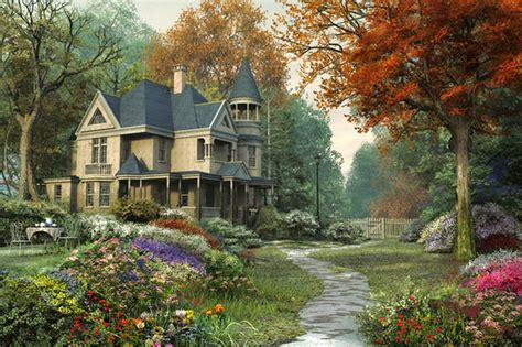 imposing edwardian house with magnificent landscaped enchanting home and garden amazing landscape ideas for