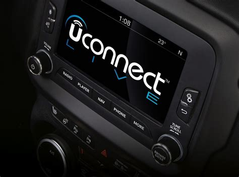 2014 jeep uconnect car interior design