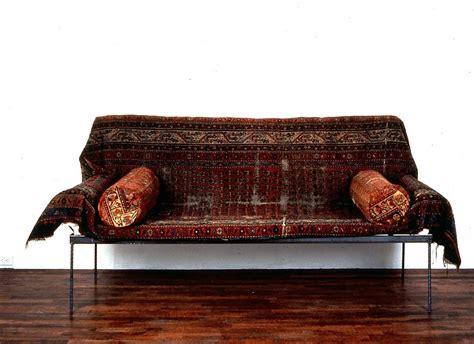 franz west sofa franz west s philosophical sofas artnet news