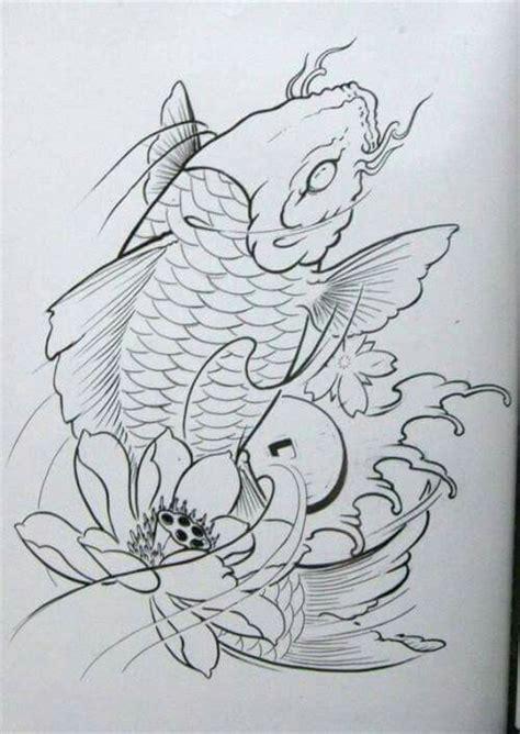 japanische koi tattoo vorlagen pin von dustin james auf chinese pinterest tattoo