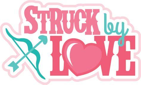s day titles struck by svg scrapbook title valentines day svg