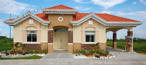 contractor architect bungalow house design real estate developer model unit