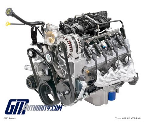 6 0 chevrolet motor gm 6 0 liter v8 vortec l96 engine info power specs wiki