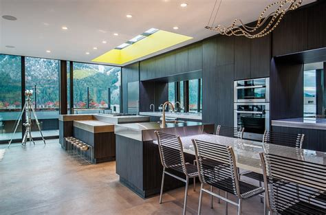 Simple Kitchen Island Designs 25 Captivating Ideas For Kitchens With Skylights