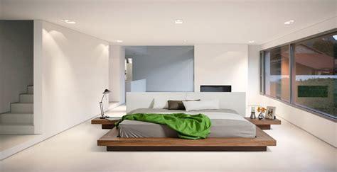 modern low profile bed modrest opal modern low profile walnut platform bed