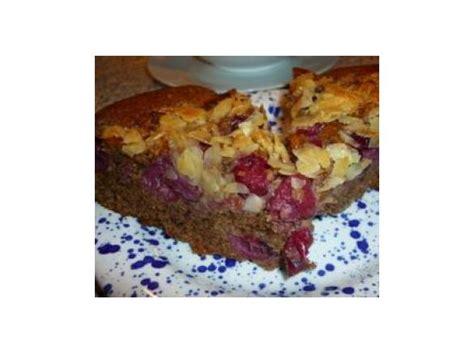 Pudding Kirsch Kuchen