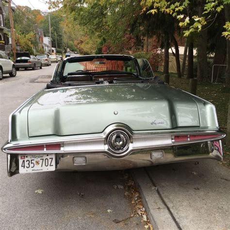 1966 Chrysler Imperial Convertible by 1966 Chrysler Imperial Convertible A To Drive For