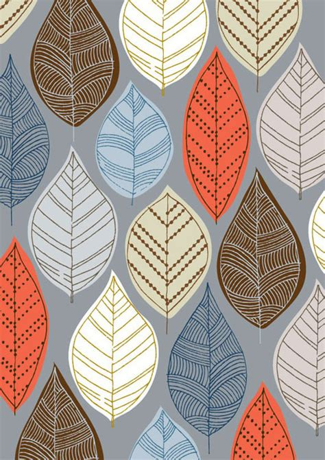 etsy leaf pattern etsy finds eloise renouf design work life