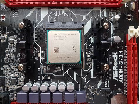 Amd Athlon X4 845 With Amd Cooler Socket Fm2 65w Ad84 amd athlon x4 845 review a budget cpu for gaming