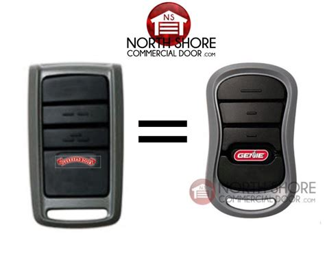 Genie Compatible Garage Door Remote Garage Excellent Genie Garage Door Opener Remotes Ideas