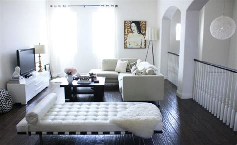 living room bench barcelona bench contemporary living room made by girl