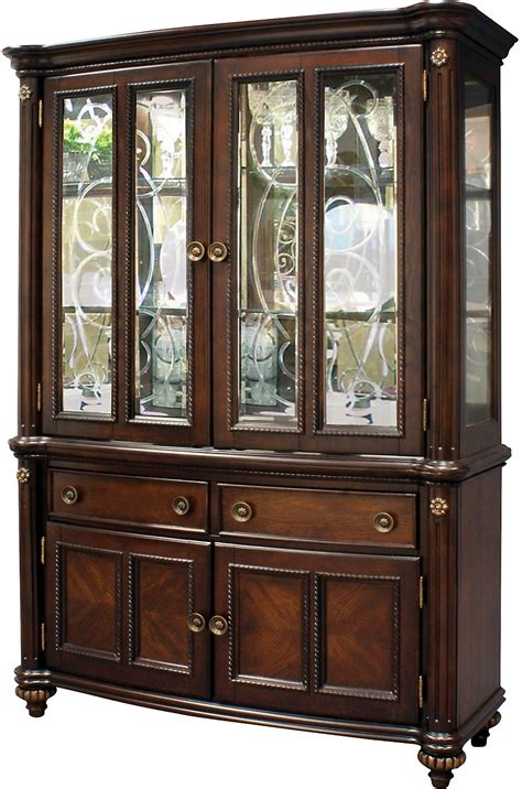 dining armoire furniture hutch l shape workstation with overhead l shape