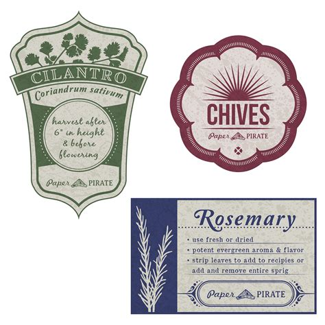 printable garden labels 7 best images of printable garden labels herb garden