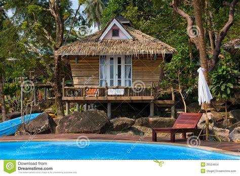 wonderful design island beach house plans 8 bermuda style elevation beautiful tropical beach house in thailand stock photo