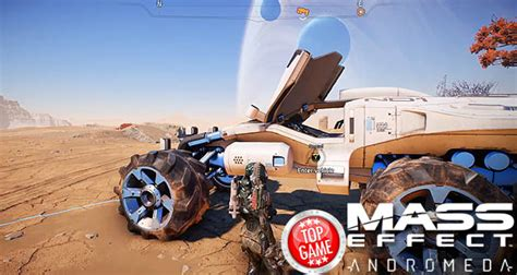 nomad mass effect mass effect andromeda vehicle the nomad introduced