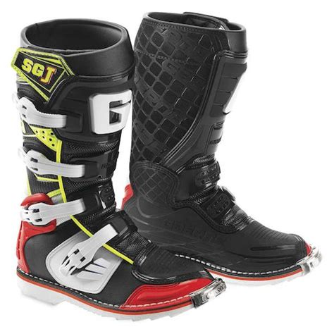 youth motocross boots closeout gaerne youth sg j boots revzilla