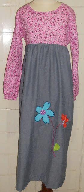 Gamis Murah Yumi 2 In 1 Blue model gamis anak murah seri merah muda gamis murah