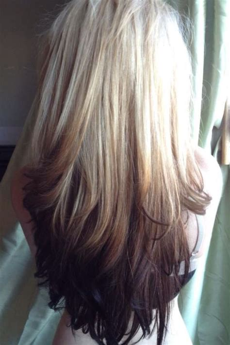 ombre hair growing out 74 best images about hair color ideas on pinterest my