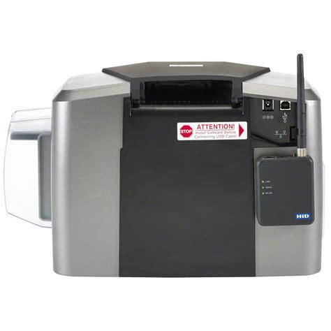 mesin cetak fargo dtc1250e card hid 174 fargo 174 dtc1250e id direct to card printer encoder