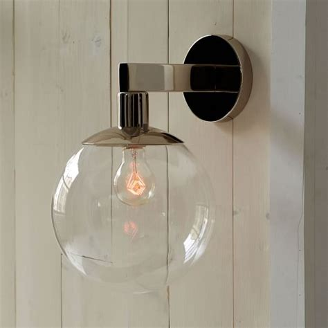 Sconce Globes by Globe Wall Sconce West Elm