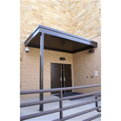 victory awnings extruded aluminum canopies commercial metal products victory awning sweets