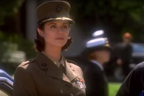 Catherine Bell Is A Big Fan Of Windows Vista by What The Cast Of Jag Look Like In Real Geeky Camel