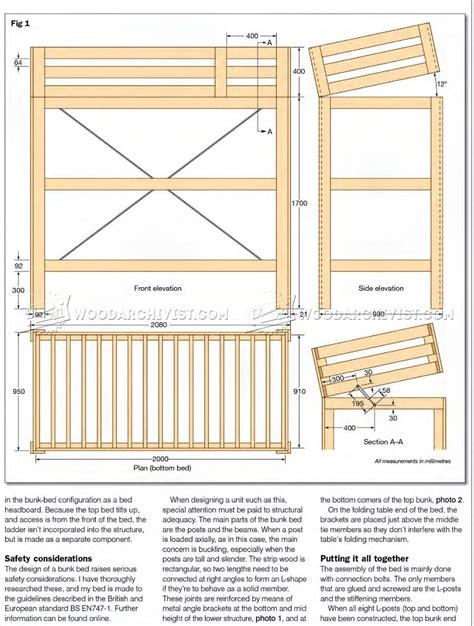 kids bed plans bunk bed plans wood pallet bunk bed pallet double bunk