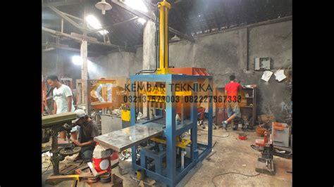 Briket Batu Bara mesin press briket batubara