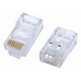 Netconnect Modular Rj45 Standard Solid 5 554720 5 L T30 6 Netconnect Modular Rj45 Standard Solid 5
