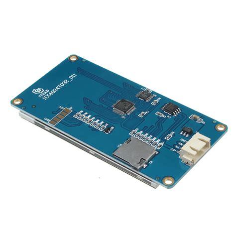 Nextion 2 8 Hmi Uart Lcd Tft Touchscreen 320x240px For Arduino Rasp 3 2 inch nextion hmi intelligent smart usart uart serial