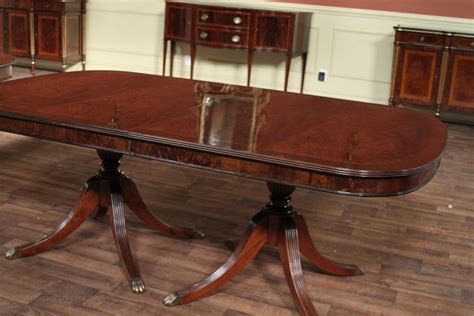 mahogany dining room tables mahogany dining room table with duncan phyfe style