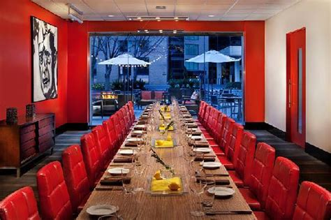 restaurants in dc with private dining rooms art and soul private dining room picture of art and soul