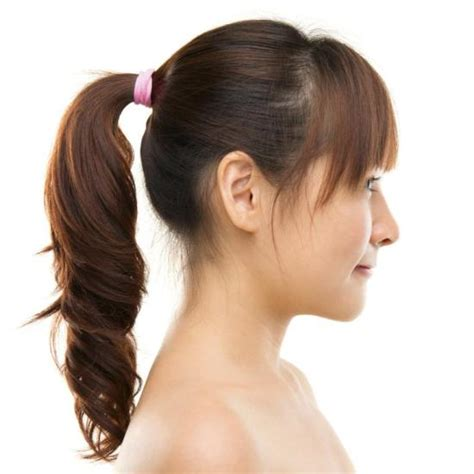 different types of hairstyle various styles of trendy latest ponytail hairstyles for