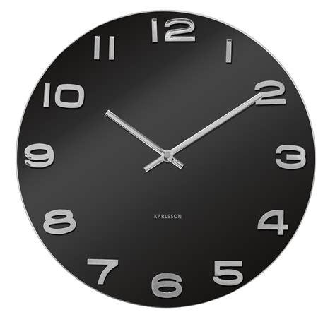 Wall Clock Design by Horloge Metal Jusqu 224 71 Pureshopping