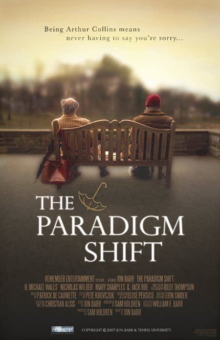 paradigm shift quotes quotesgram