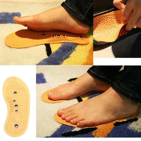 Sandal Refleksi Acupunture Magnetic Kongsui Promoo acupuncture insoles promotion shop for promotional acupuncture insoles on aliexpress