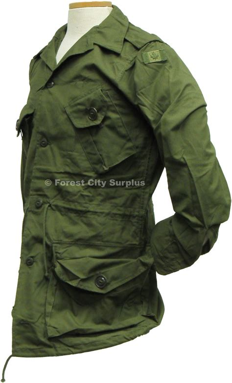 army surplus bc canadian army combat mkiii coats authentic