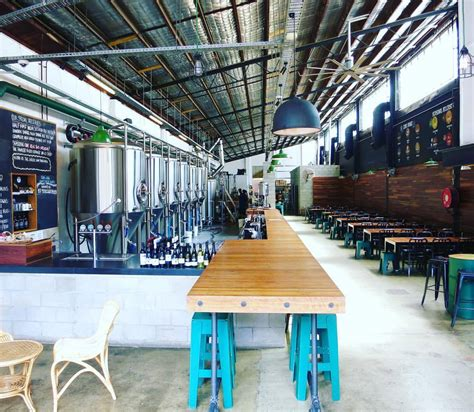 top 5 best craft beer breweries brisbane