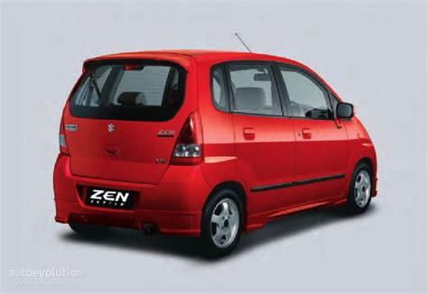 Zen Suzuki Maruti Suzuki Zen Estilo Specs 2006 2007 2008 2009