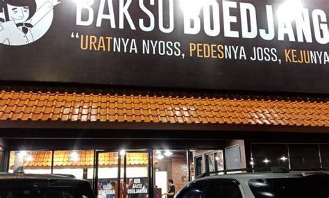 daftar harga menu bakso boedjangan karawang buka jam