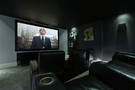 Room Cinema Cinema Rooms Installation Of The Month July 2011 Cinema