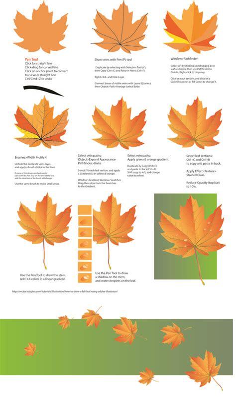illustrator tutorial leaf 23 best images about illustrator on pinterest logo